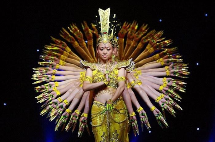 Искусство толпы— завораживающие фотографии из Китая