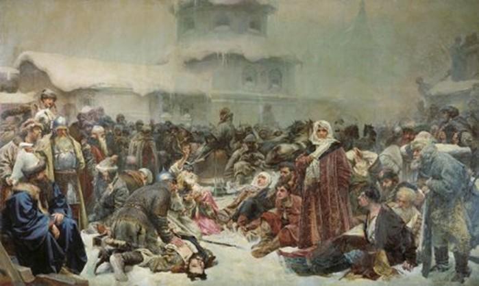 Чтобы произошло, если бы Великий Новгород стал столицей России