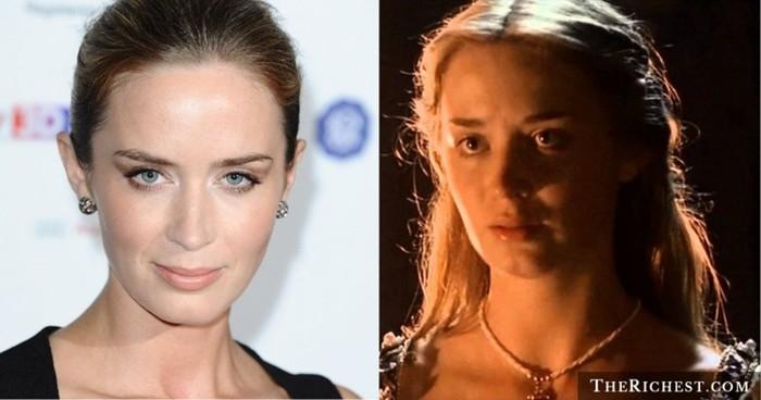 15 актрис, которые дебютировали на экране в запоминающихся сценах обнаженки