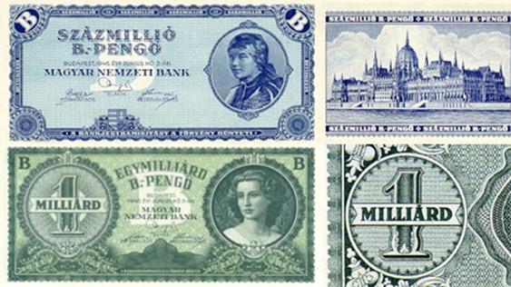 Самые необычные денежные банкноты в истории