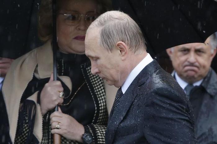 Почему не будут печатать купюры с Путиным? Центробанк объяснил отказ «сложившейся традицией»