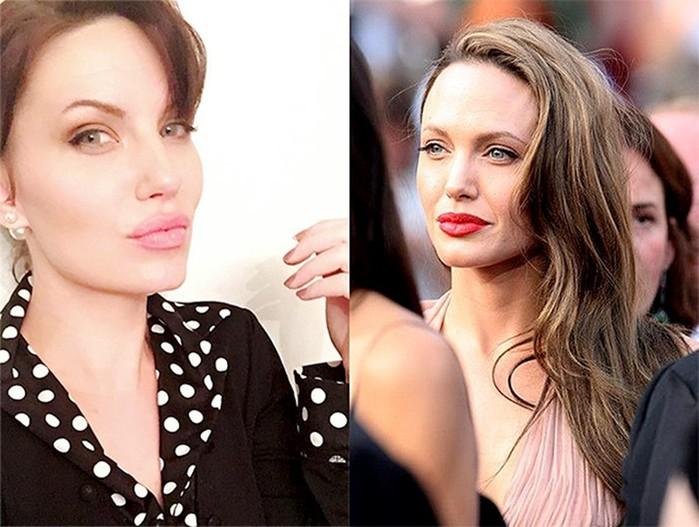 22 летняя иранка сделала 50 пластических операций, чтобы стать двойником Анджелины Джоли