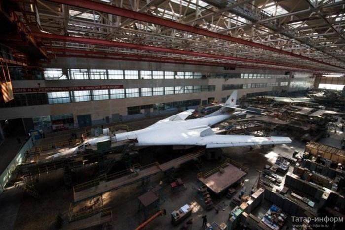 Россия создала преемника «Белого лебедя»