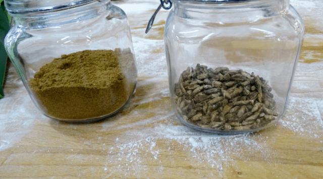 Хлеб из насекомых начала готовить финская компания Fazer Food Services