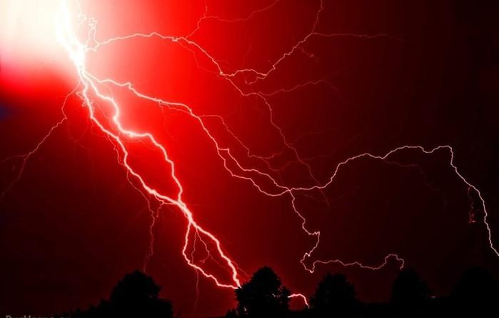 Несколько популярных заблуждений о молнии