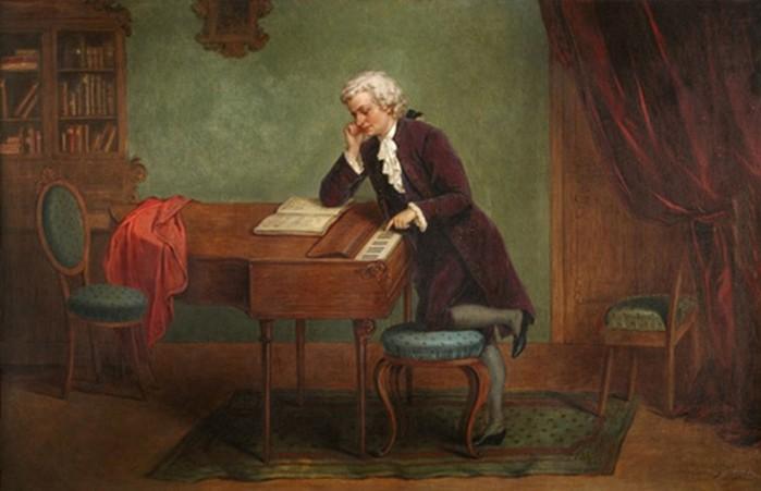 Отчего же умер Моцарт на самом деле? Неверный диагноз