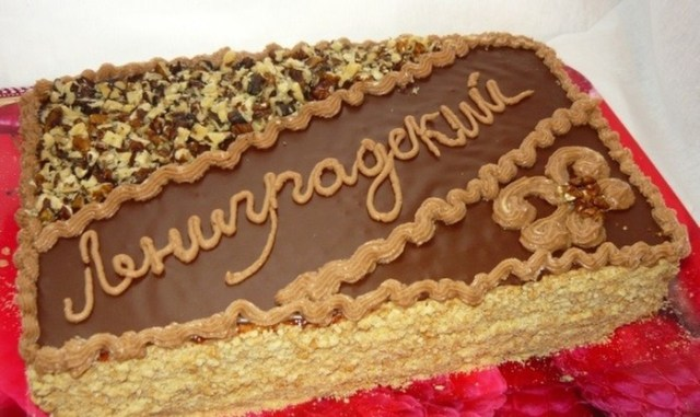 Знаменитые десерты разных городов