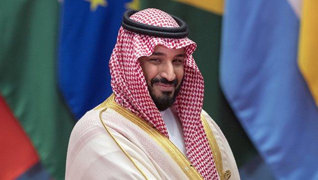 Наследный принц стал человеком года по версии журнала Time