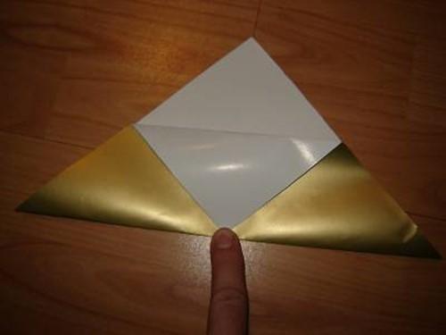 Как сделать красивые снежинки из бумаги