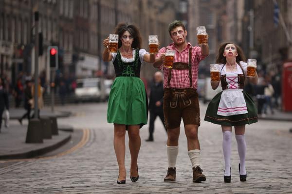 Факты и мифы про пиво. Их легко опровергнуть, если немного подумать трезвой головой
