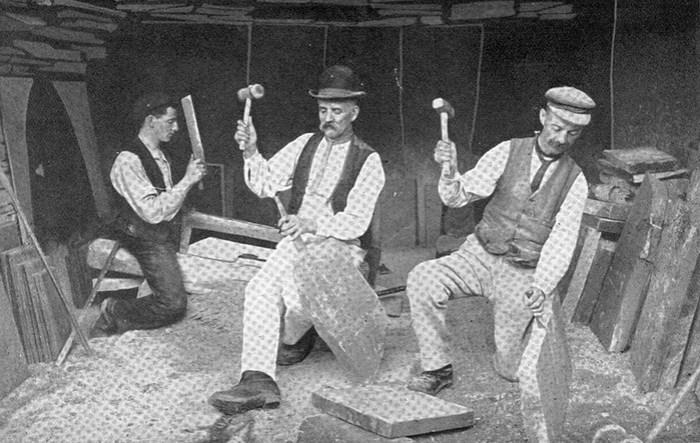 9 странных профессий наших предков