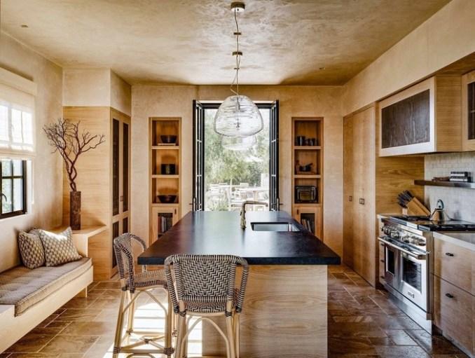 Интерьер дома в престижном районе Калифорнии