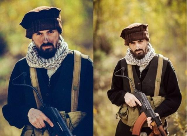 Террорист из американского сериала Homeland («Родина»)