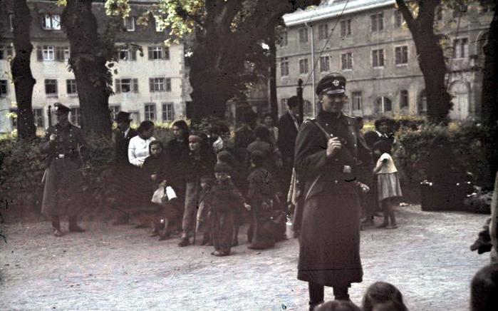 За что нацисты хотели истребить всех цыган