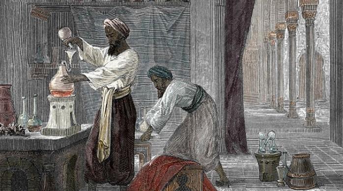 Первые библиотеки мира