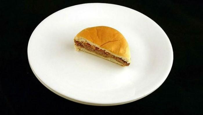 Как выглядят 200 калорий на одной фотографии