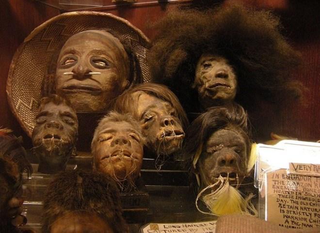 9 самых странных сувениров из разных стран