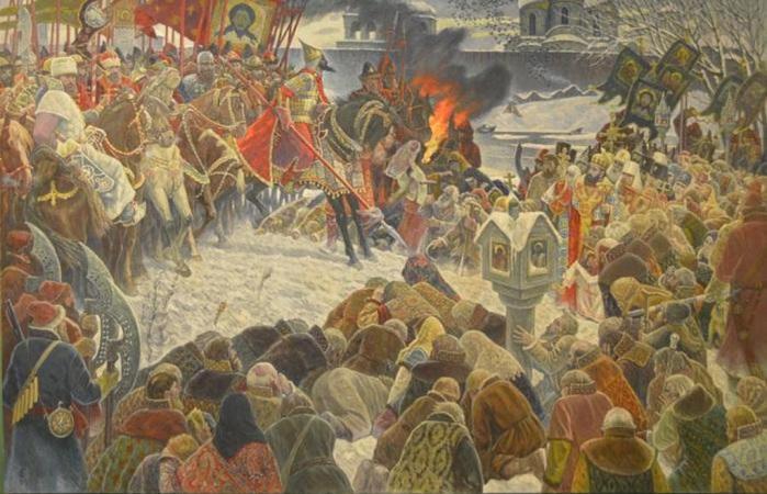 Что хорошего сделал для России Малюта Скуратов