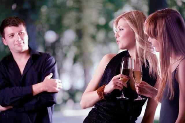Интересные факты о флирте и первом свидании