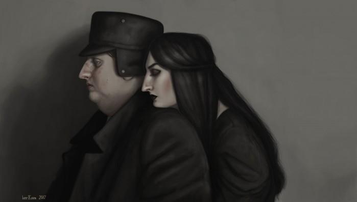 Так Россию еще никто не рисовал! 10 портретов череповецкой художницы