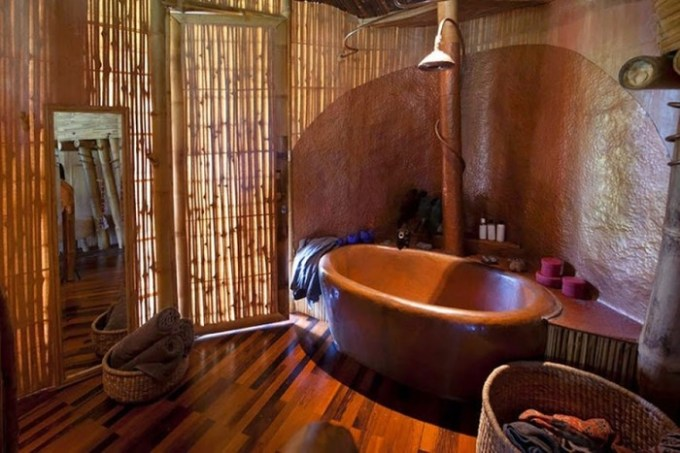 Всё бросила, уехала и построила себе бамбуковый домик на Бали