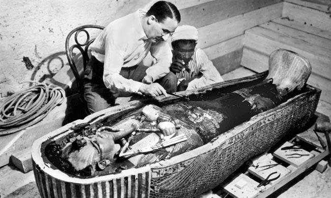 Как работало проклятие гробницы Тутанхамона
