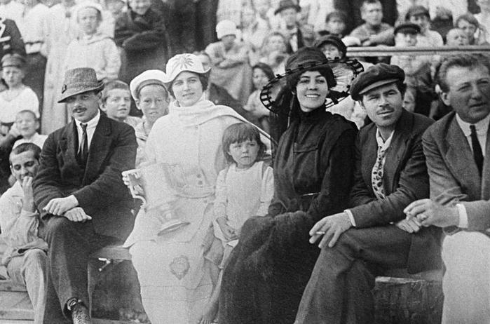 Лариса Рейснер— самая красивая и страстная русская революционерка
