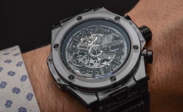 Самые дорогие часы в мире