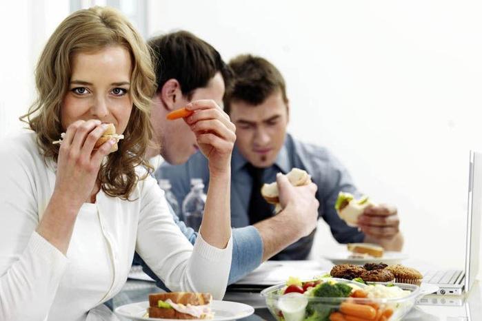 Невкусная еда может стать причиной депрессии