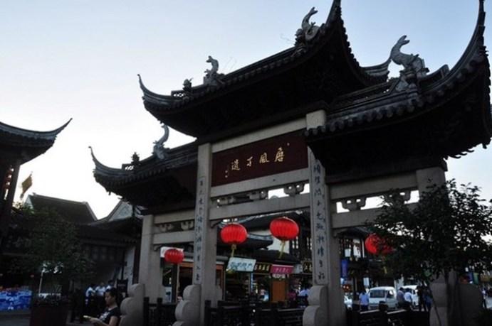 Китайская Венеция— городок Чжоучжуан
