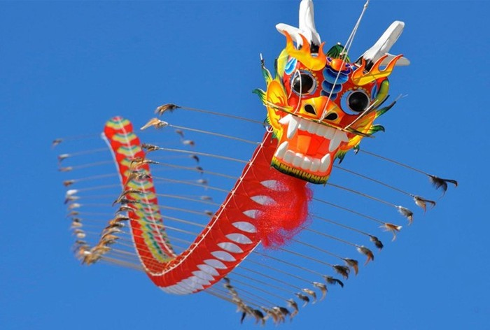 Воздушные змеи— древняя китайская традиция