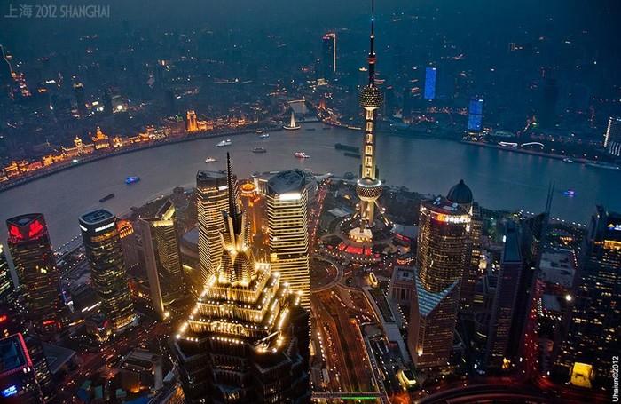 Интересные факты о Шанхае