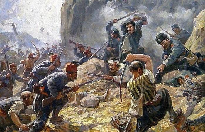 Почему марш «Прощание славянки» запрещали в Советском Союзе