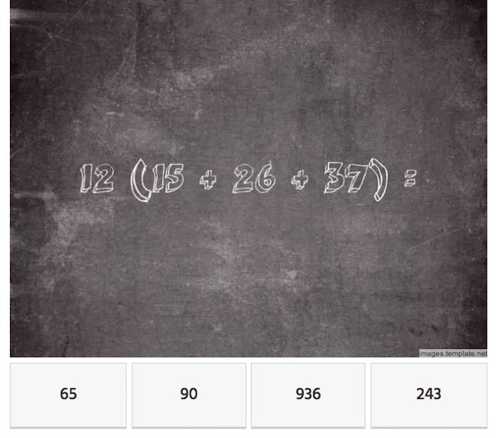Смутили многих: 5 вирусных математических задач интернета