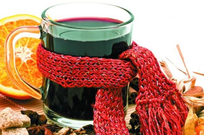 Популярные рецепты крепких согревающих напитков зимой