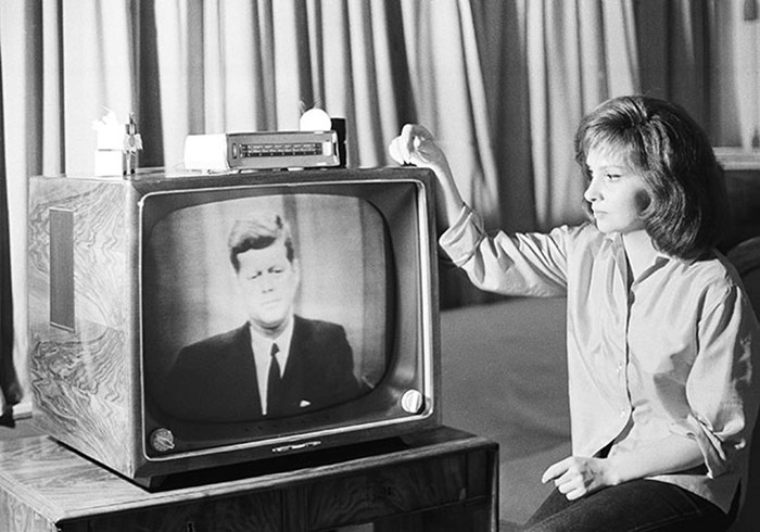 Эволюция телевидения в интересных фотографиях из истории