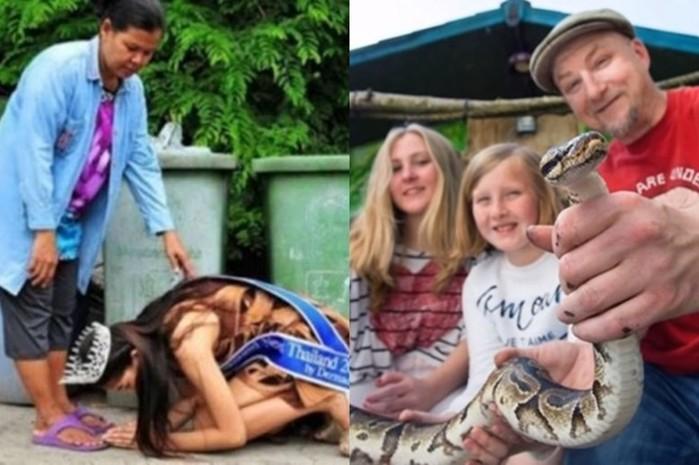 10семейных историй в Интернете, которые вдохновили тысячи людей повсему миру