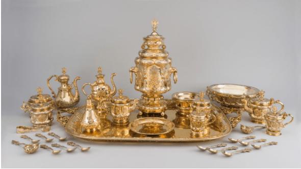 10 шедевров Фаберже из музея в Санкт Петербурге: Не только яйца!