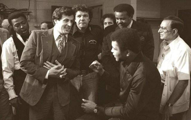 25 редких фотографий в честь 75 летия величайшего Мохаммеда Али