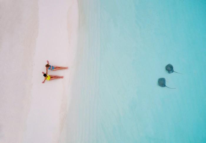 20 самых красивых фотографий, снятых с дронов в прошлом году