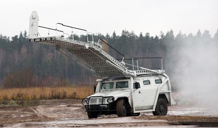 Самые опасные бронемашины русской армии