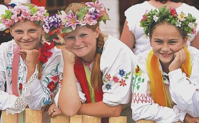 Какие народы являются потомками жителей Киевской Руси