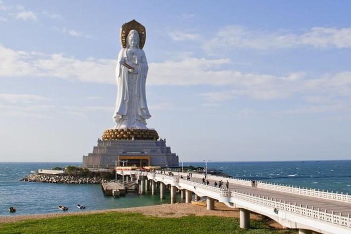 Достопримечательности китайского города Санья