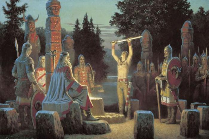Самые шокирующие культы в славянском язычестве