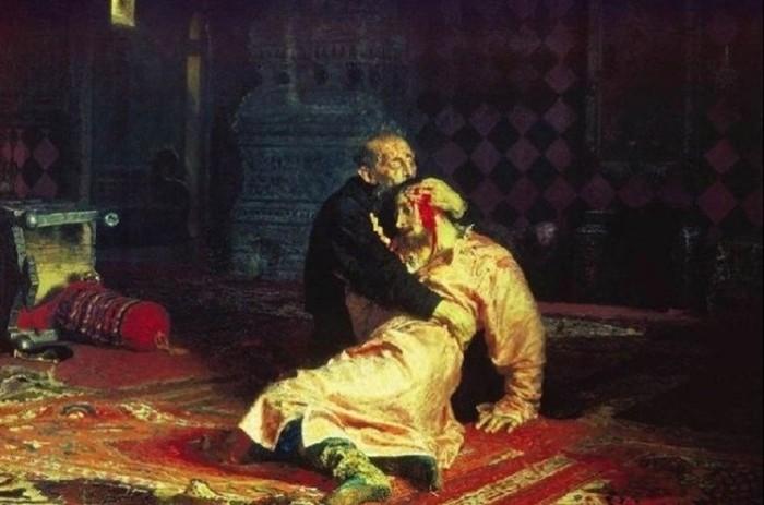 Любопытные факты из биографии Ильи Репина