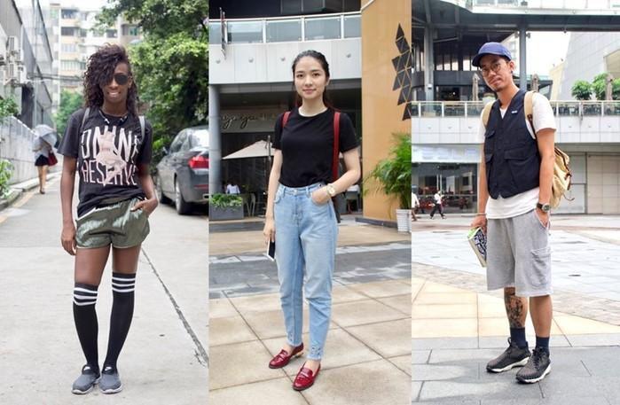 Современная мода в Китае