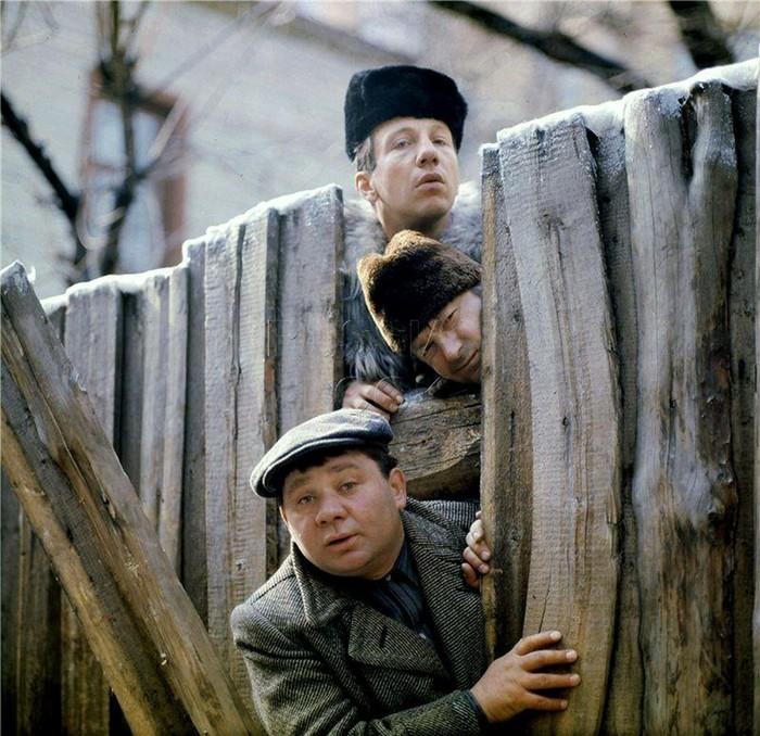 Легендарный фильм «Джентльмены удачи»: несколько интересных фактов