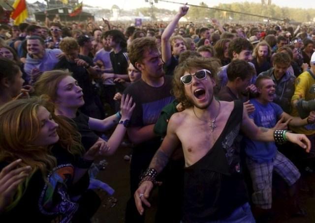 Польский Вудсток— музыкальный рок фестиваль в Костшине на Одре