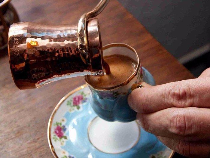 20 различных способов подачи кофе во всем мире