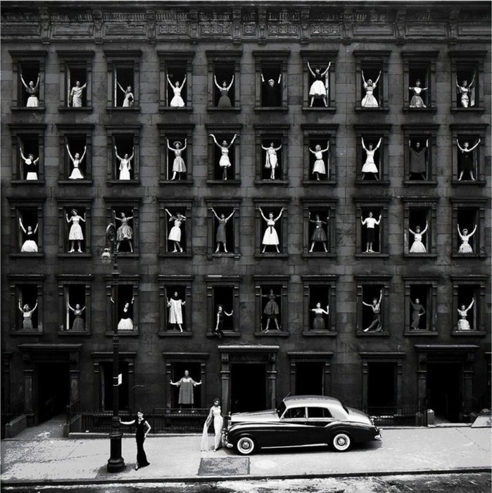 Интересные и редкие ретро фотографии